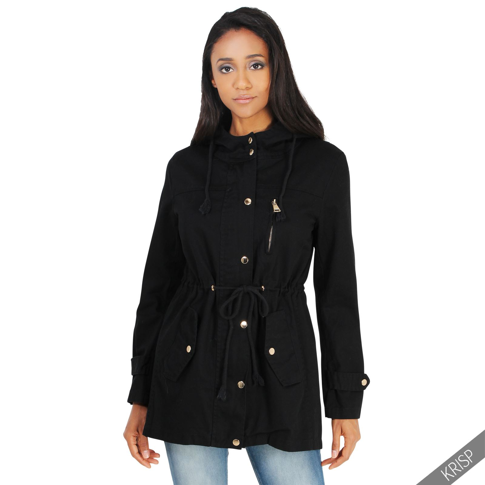 Long Coat Womens Photo Album - Watch Out, There's a Clothes About
