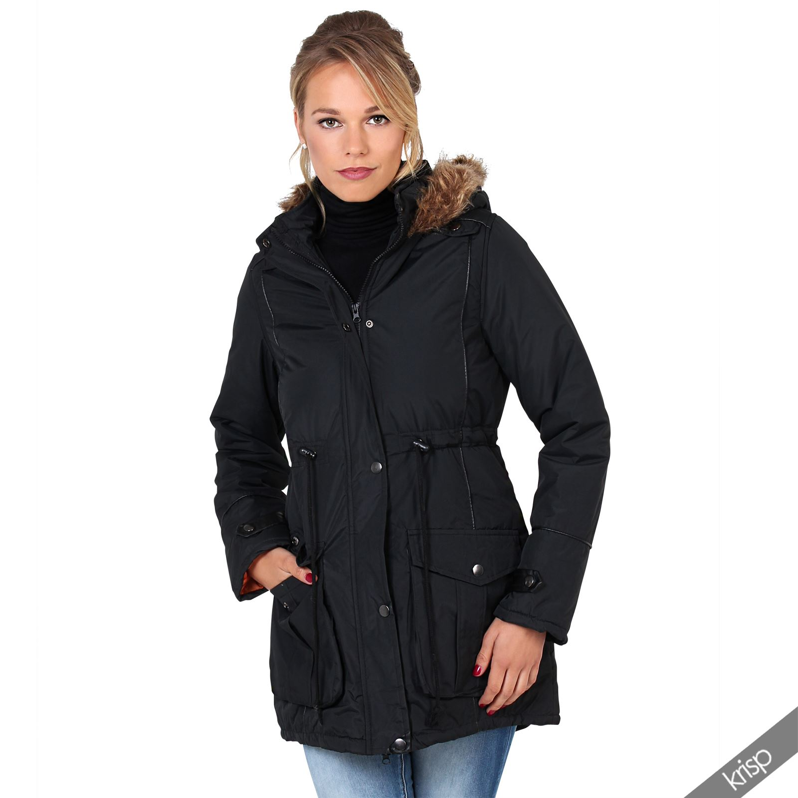Women's Leather Coats are classic additions to your outerwear collection. Shop Kohl's for all your coat and jacket needs and get ready for whatever weather comes your way! Kohl's selection of leather jackets includes many different styles your're sure to love.