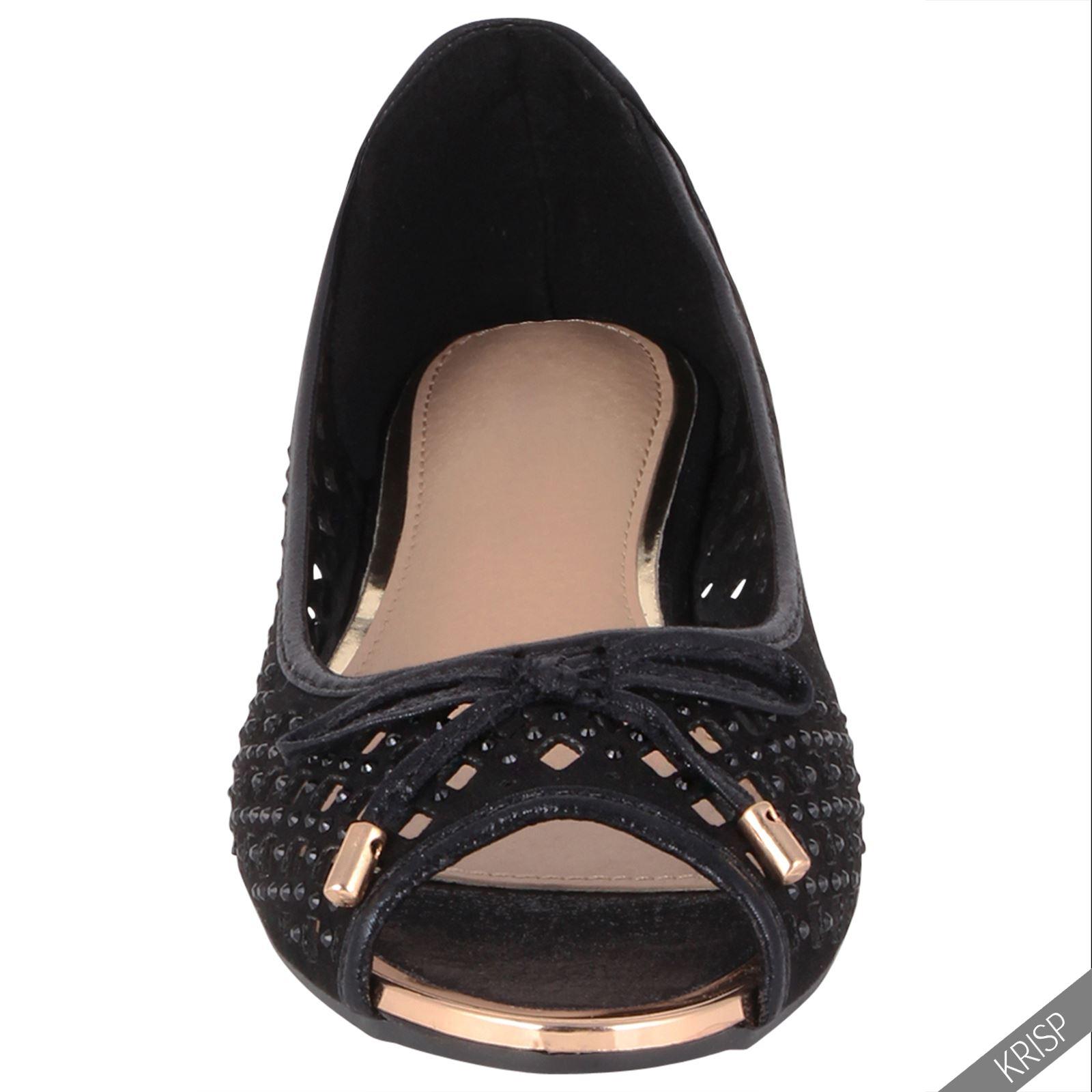 Skechers Peep Toe Shoes