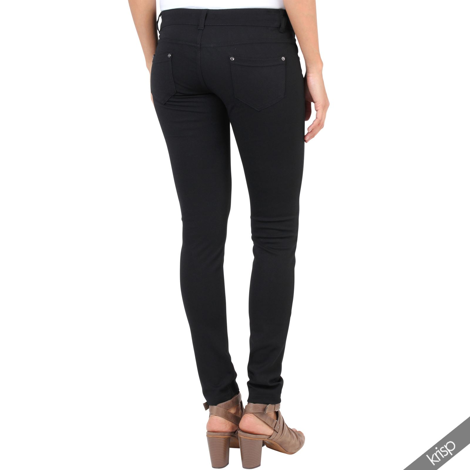 Wonderful About Womens Stretch Skinny Fit Jeans Leggings Jeggings Smart Casual