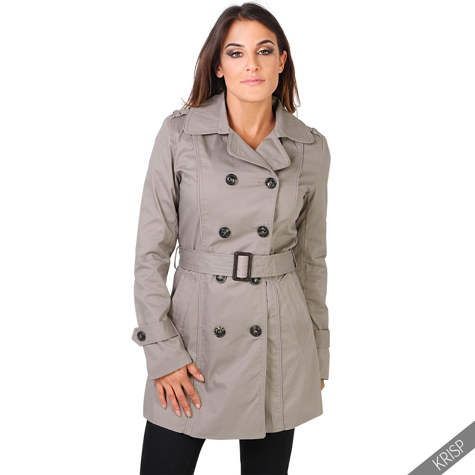 Women's trench coats have been popular for decades, and with each new interpretation of this iconic outerwear, the look grows more stylish and accessible. No longer confined to use as only a rain coat, this piece offers versatile styling to fit any wardrobe.