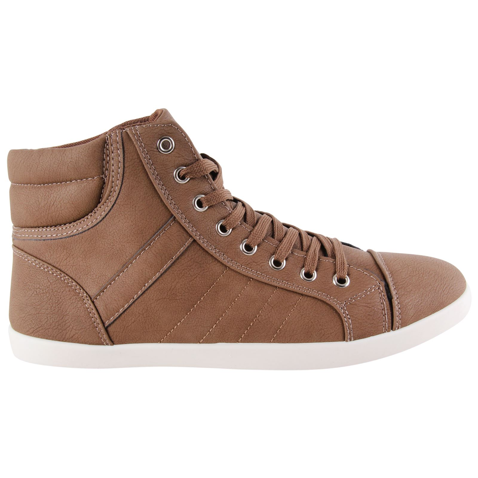 Mens high top sneakers fashion
