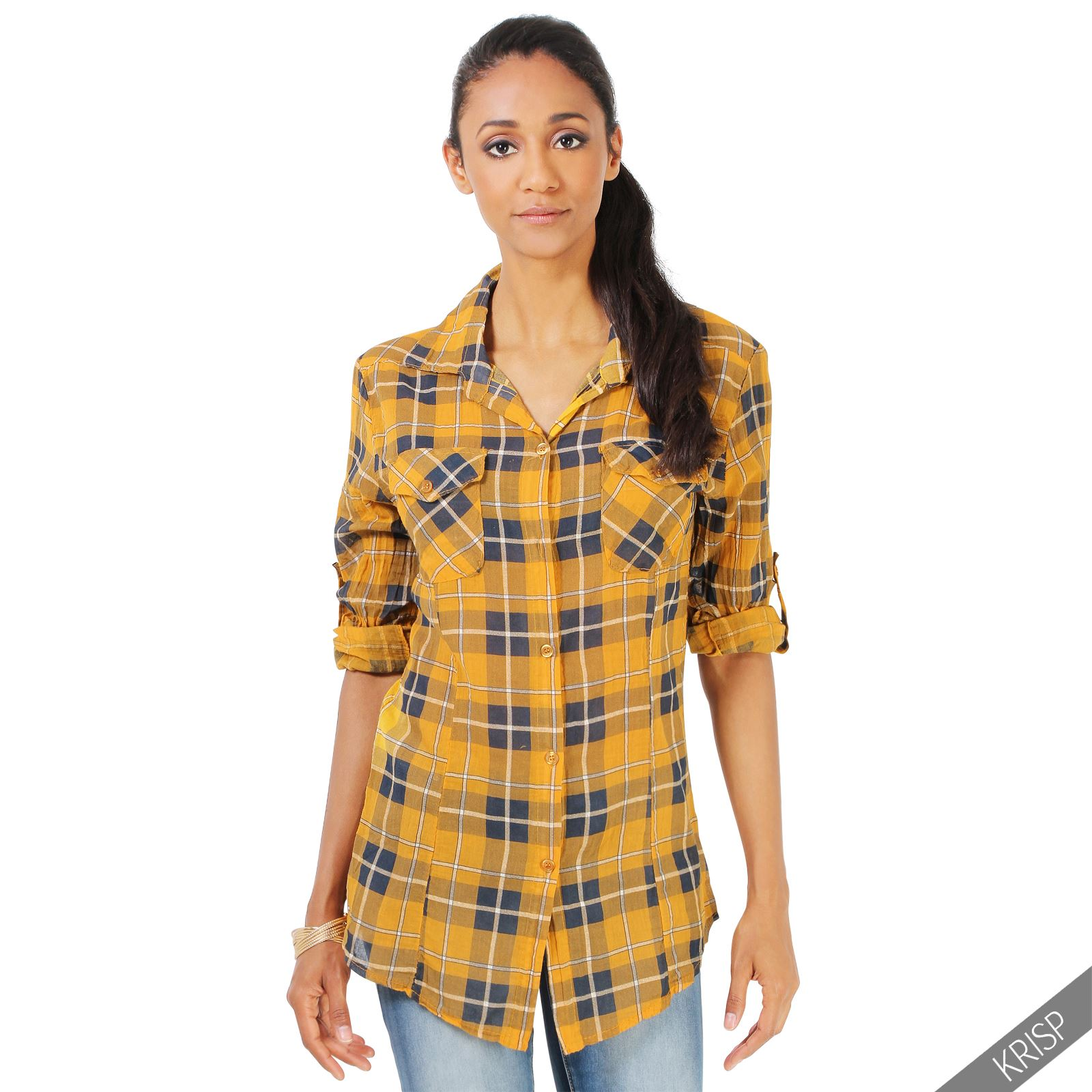 Free shipping and returns on Women's Plaid Tops at 0549sahibi.tk