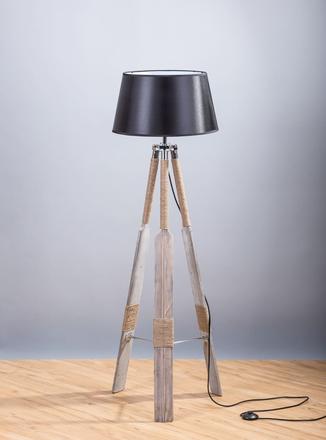 Modern Cloth Lampshade Black Living Room Kitchen Lamps Floor Lamps EBay