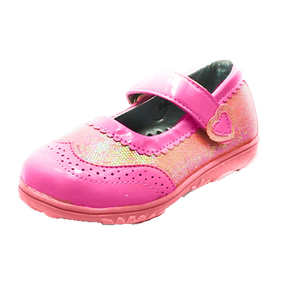 girs pink sequined shoes ebay