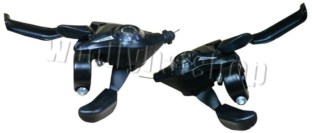 Shimano St Ef51 Altus Bike 3 X 7 8 Gear Brake Sti 21 24 Speed