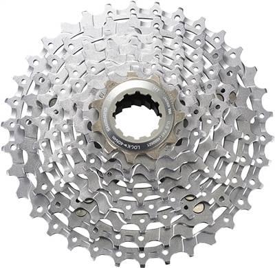 Shimano-Deore-Xt-9-Velocita-Bicicletta-Pacco-Pignoni-Pignone-Csm770