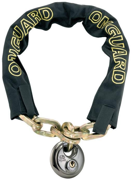 Onguard Mastiff High Security Bicycle Bike Chain Lock 80cm