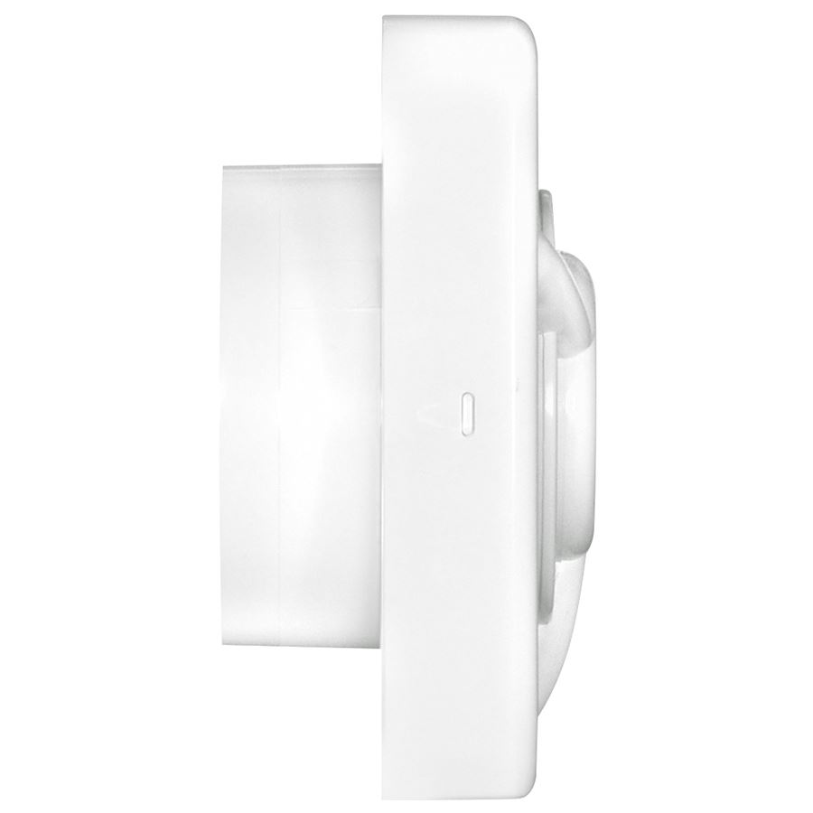 Bathroom extractor fan with led light - 4 034 100mm Xpelair Bathroom Extractor Fan Xodus