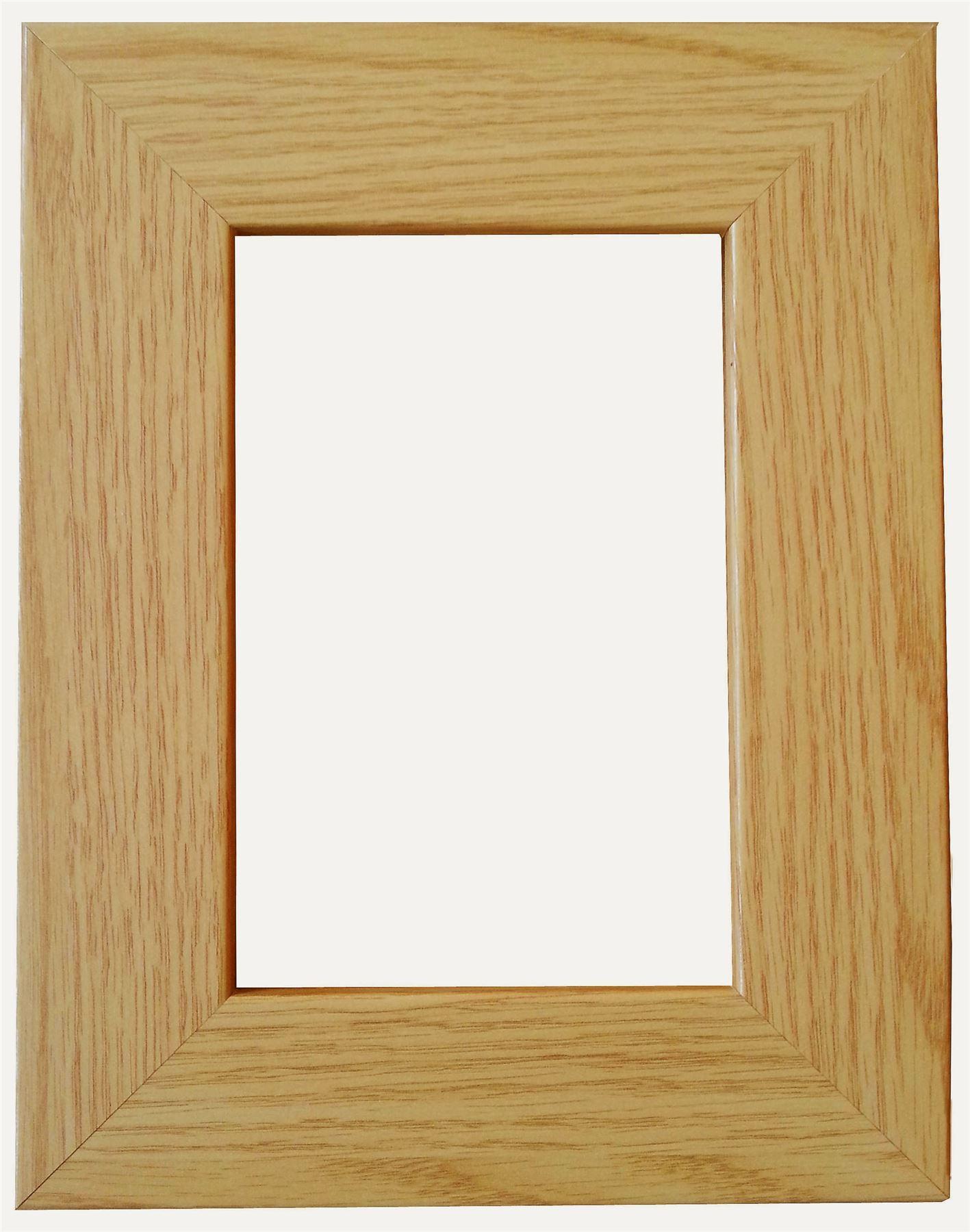 Poster frames brown