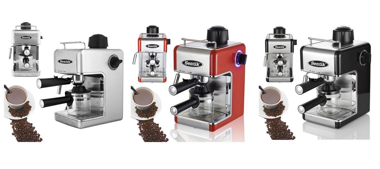 Sentik Professional Espresso Cappuccino Coffee Maker Machine Home - Office eBay