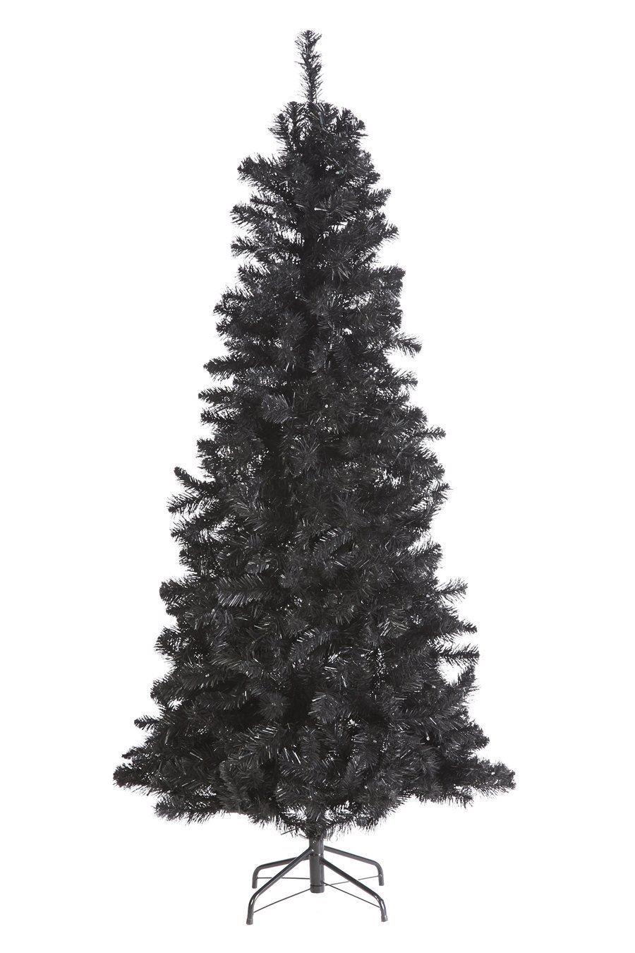 6ft Artificial Christmas Xmas Tree Metal Stand 600 Tips ... - photo#12
