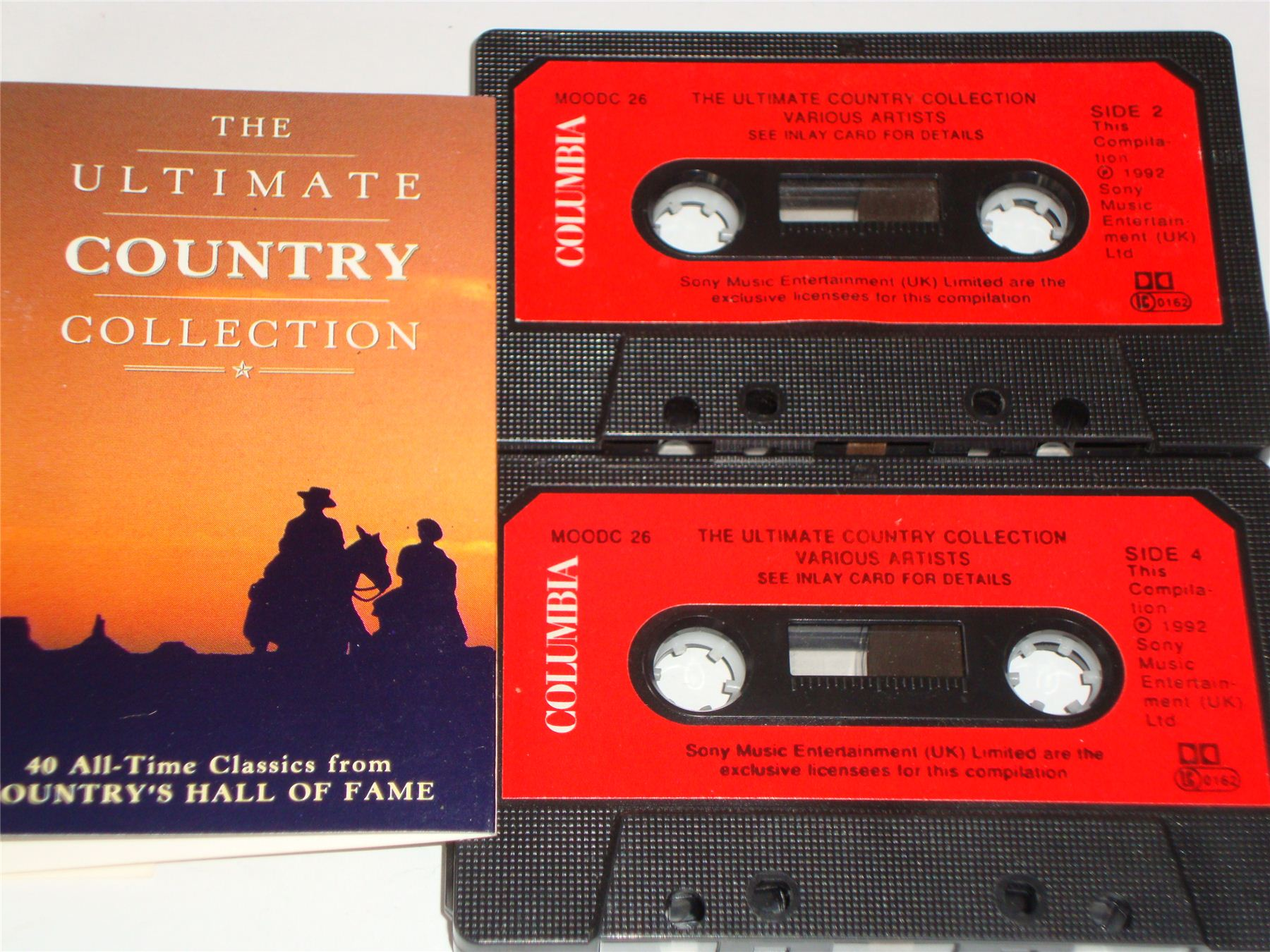Country The Ultimate Collection: The Ultimate Country Collection Double