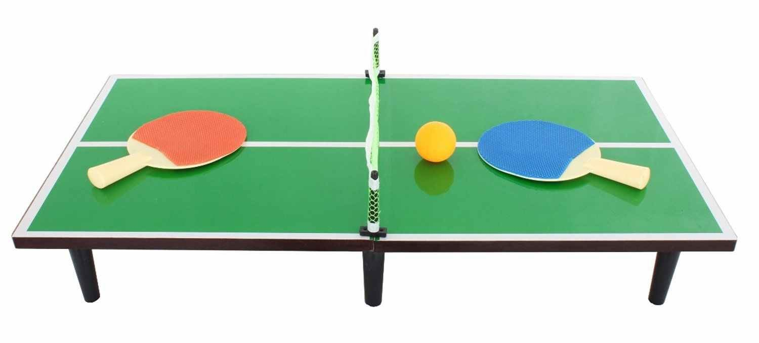 new portable kids table top tennis ping pong game bat ball. Black Bedroom Furniture Sets. Home Design Ideas