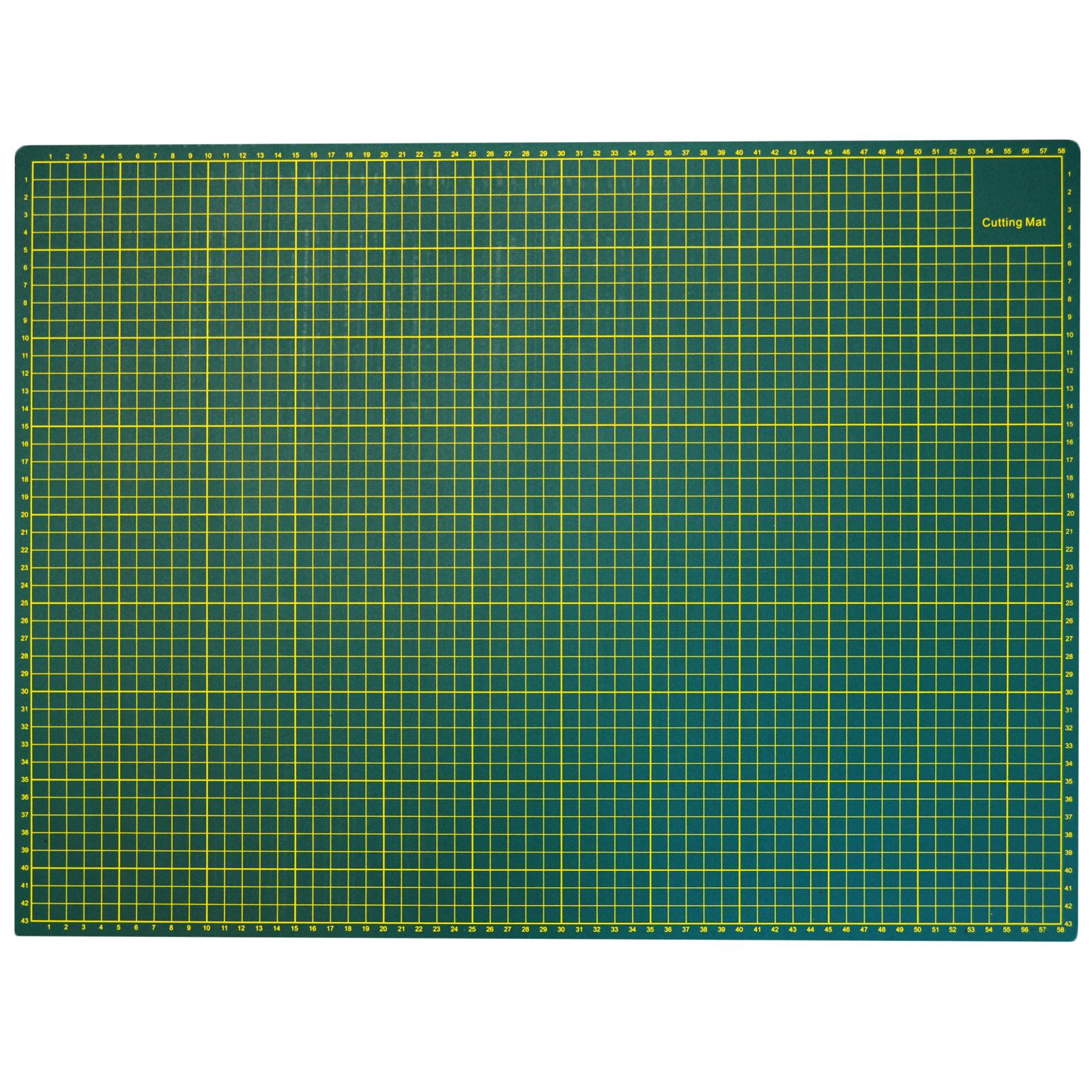 A2 / A3 / A4 Cutting Mat Non Slip Printed Grid Lines Knife Board Crafts Models