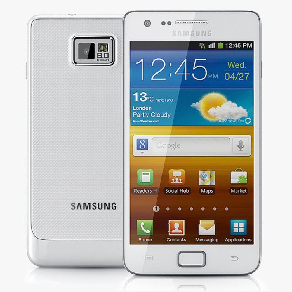Samsung Galaxy S2 II GT I9100 16 GB Ceramic White