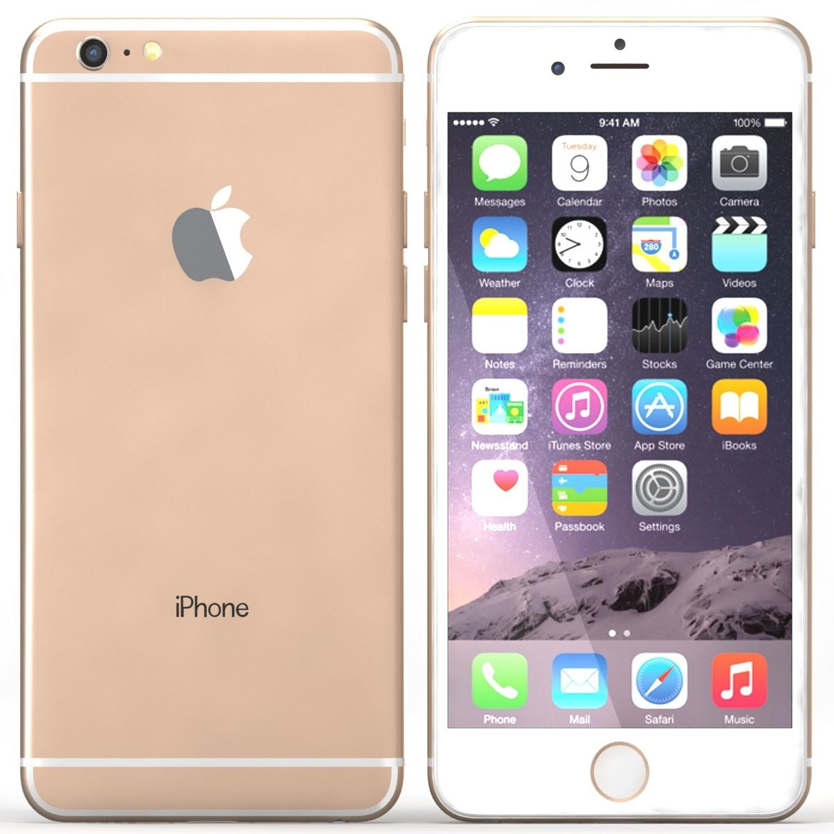 apple iphone 6 16gb champagne gold factory unlocked 888462061537 ebay. Black Bedroom Furniture Sets. Home Design Ideas