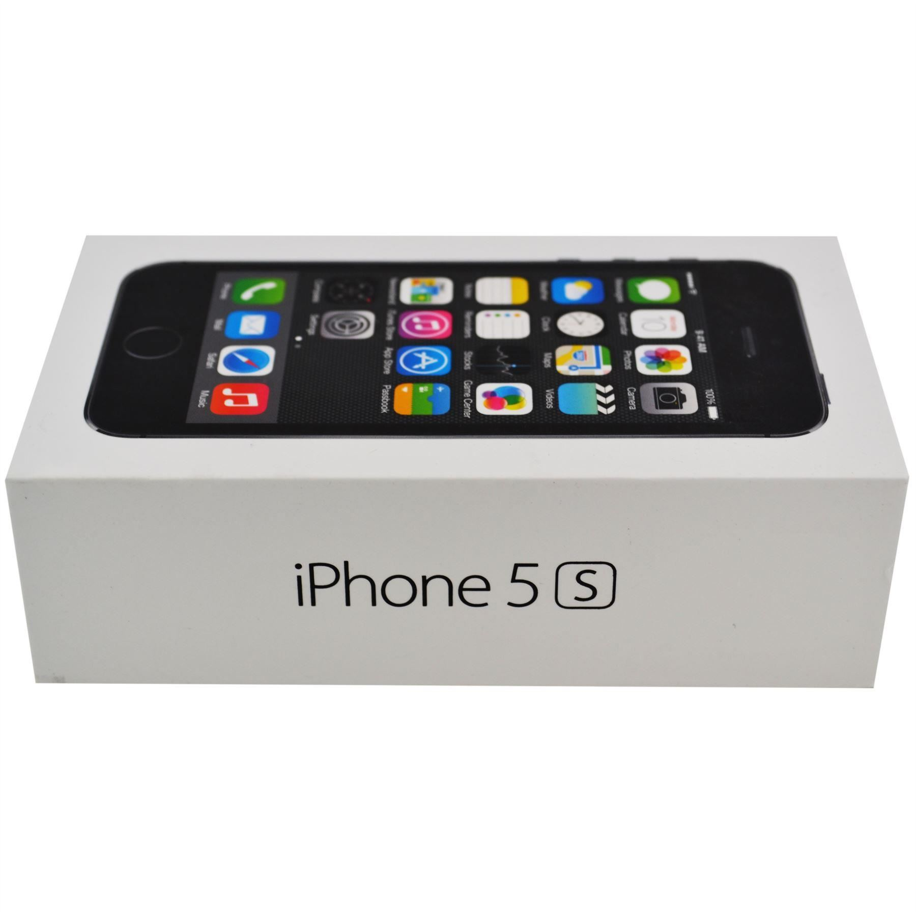apple iphone 5s 32gb space grey factory unlocked refurbished. Black Bedroom Furniture Sets. Home Design Ideas