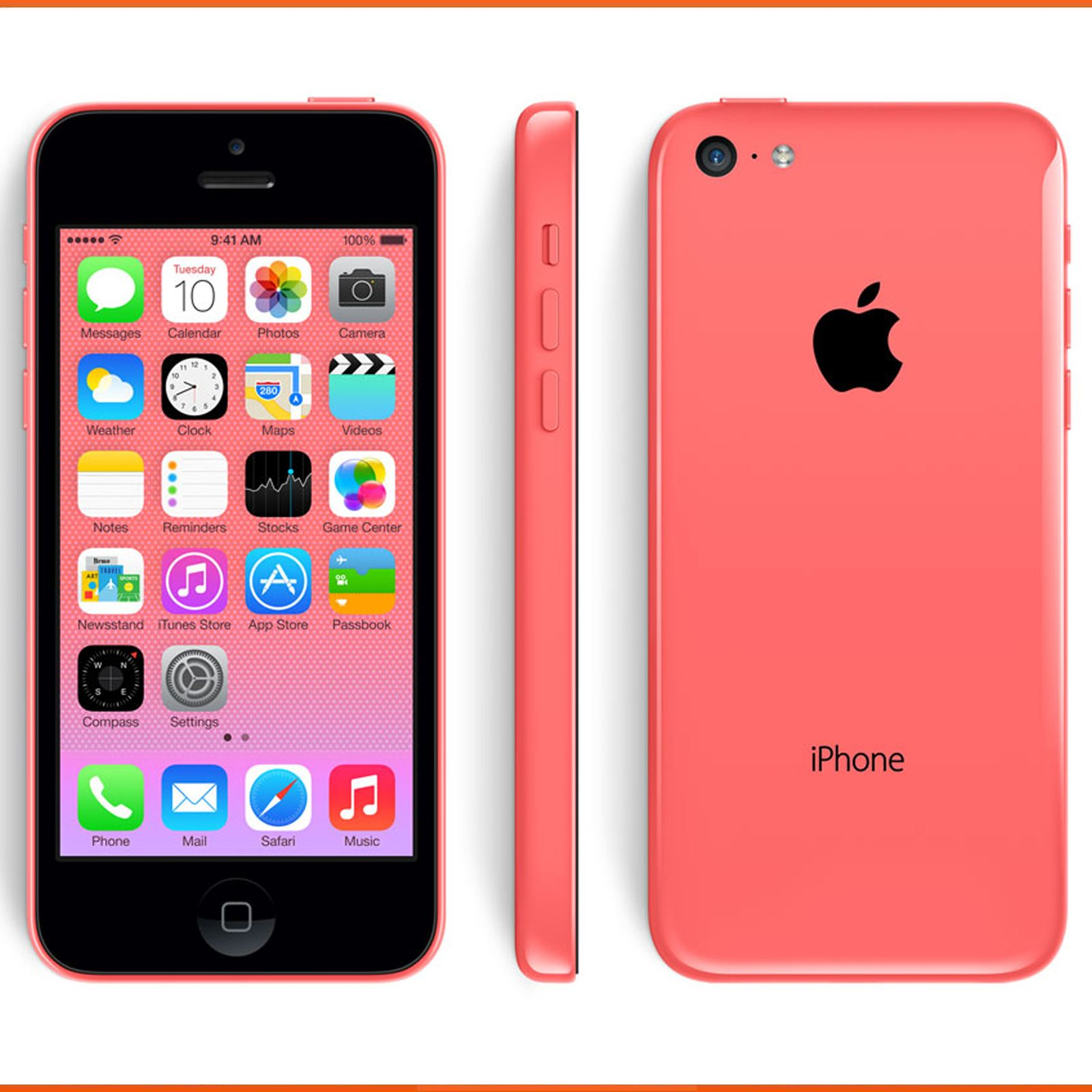 Apple iPhone 5c - Full phone specifications - GSM Arena