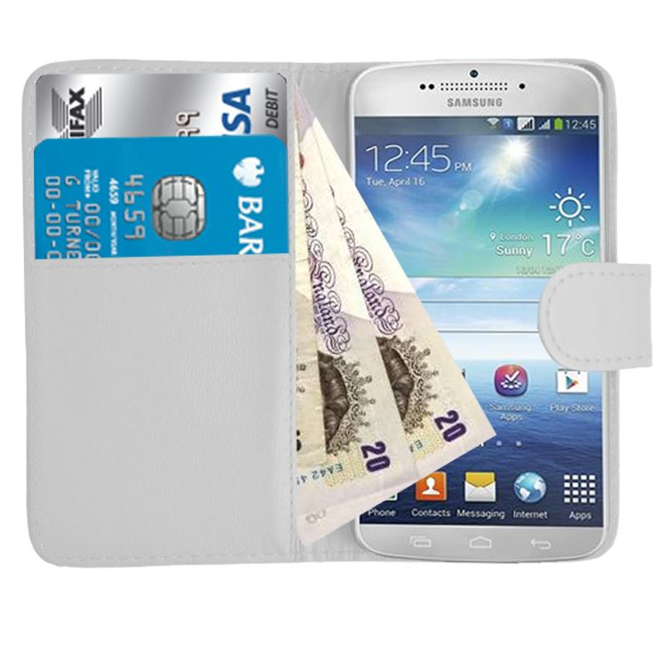 Flip-Wallet-PU-Leather-Case-for-Samsung-Galaxy-S5-SM-G900-Free-Protector-amp-Stylus