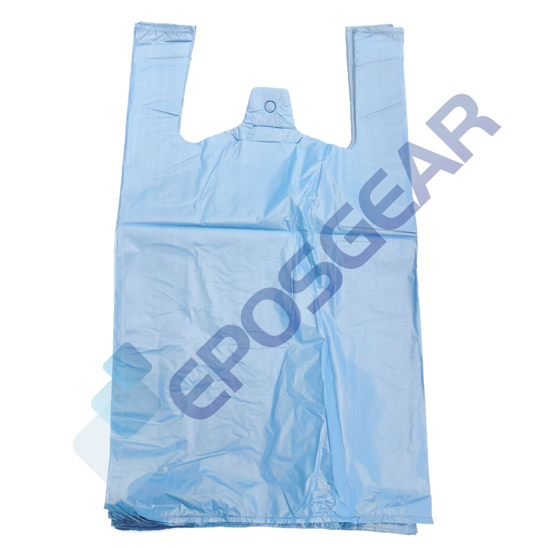 Strong Carrier Bags Vest Shopping Carrier Bags