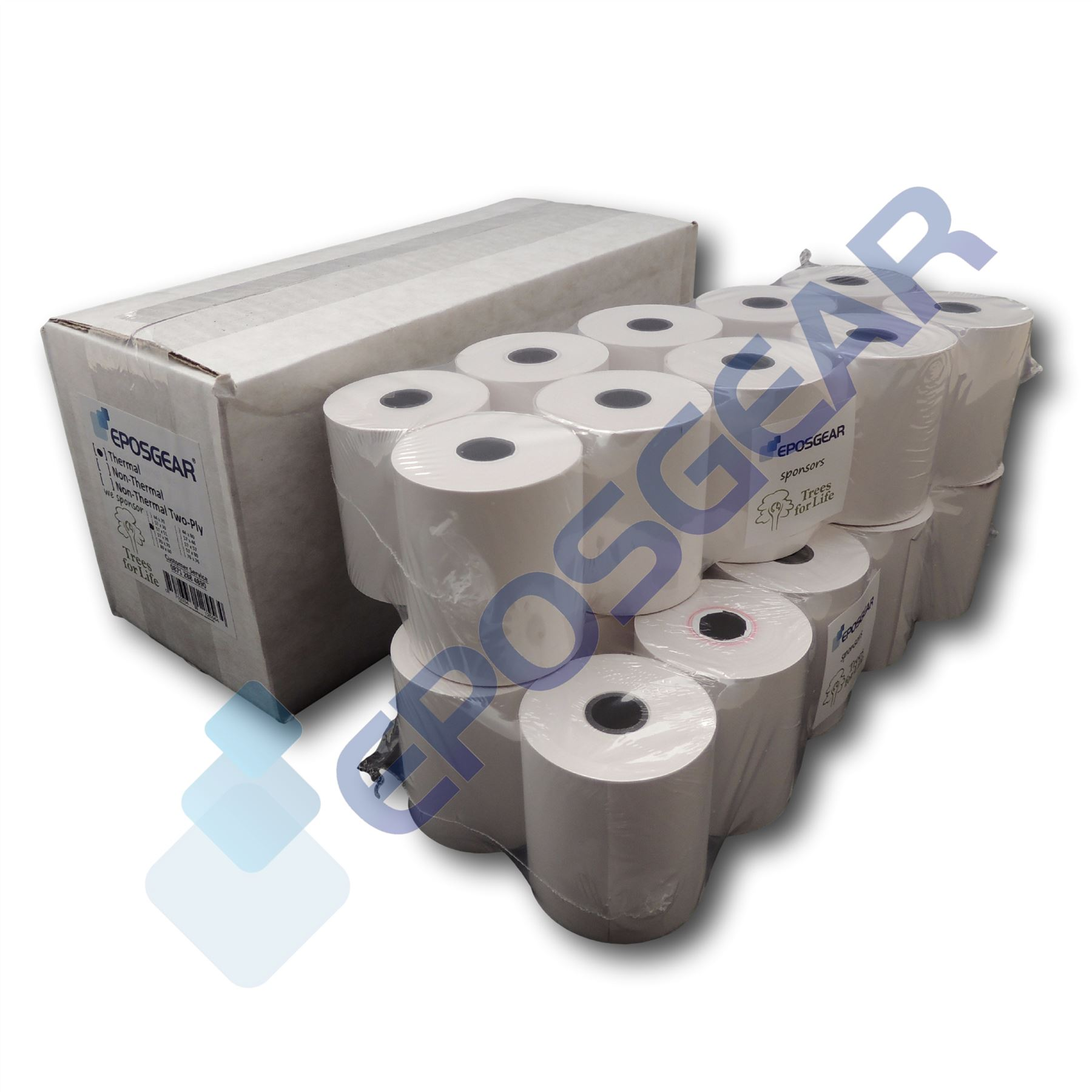 57mm-x-50mm-57x50mm-Thermal-Paper-Credit-Card-PDQ-Streamline-Machine-Till-Rolls