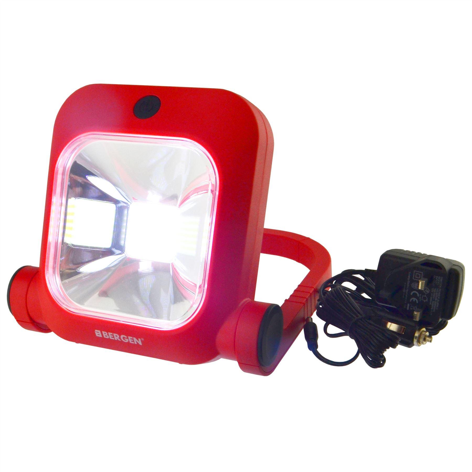 Free Standing Adjustable Super Bright LED COB Portable ...