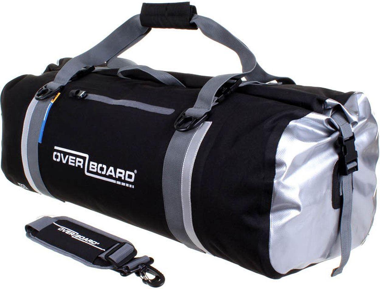 New overboard classic 60 l waterproof duffel travel bag for Dive gear bag