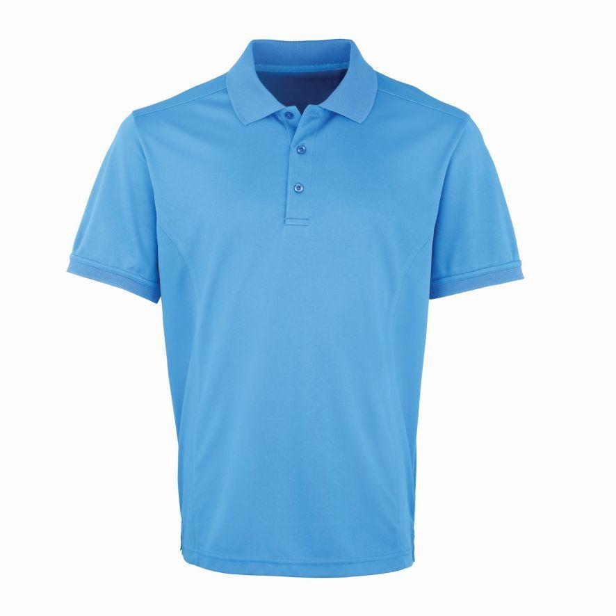 New Moisture Wicking Fabric Polo Shirt Extra Body