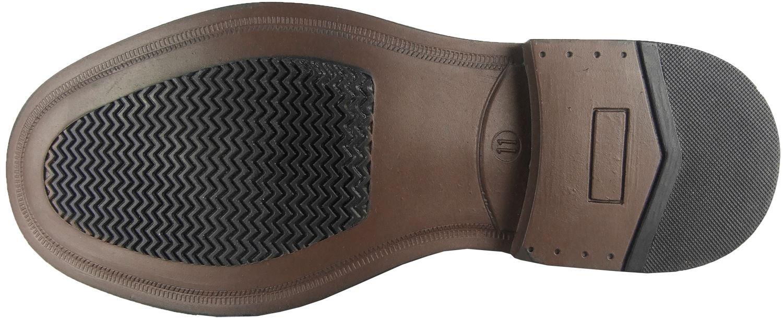 Robe 11 7 9 Shoes 10 chic 13 pour 8 Gibson 6 cuir hommes en habillée 12 noire 14 6rvS6q