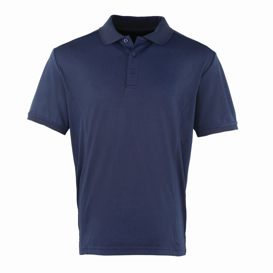 New moisture wicking fabric polo shirt extra body for Moisture wicking button down shirts