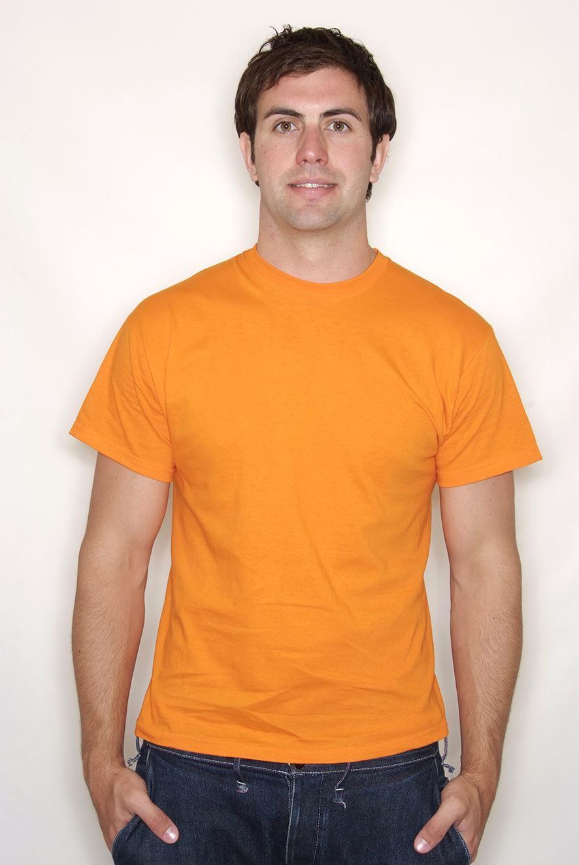 Fruit of the loom original t shirt plain cotton blank mens for Fruit of the loom custom t shirts