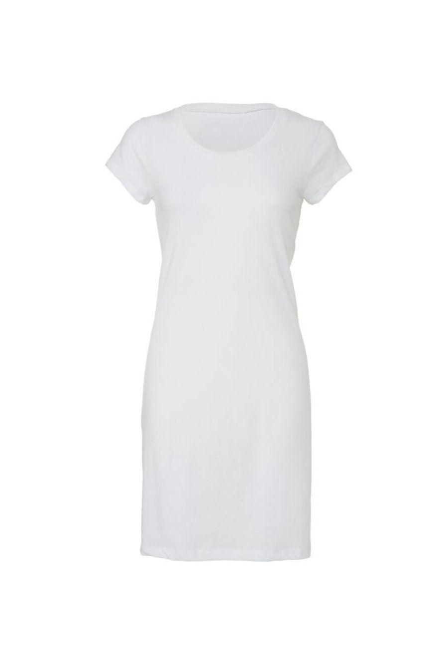 Black t shirt dress ebay - Bella Vintage Jersey T Shirt Dress
