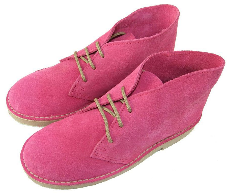 b54abf24f74 Roamers LADIES Real Suede DESERT BOOTS Non Slip Sole - Normal   Wide ...