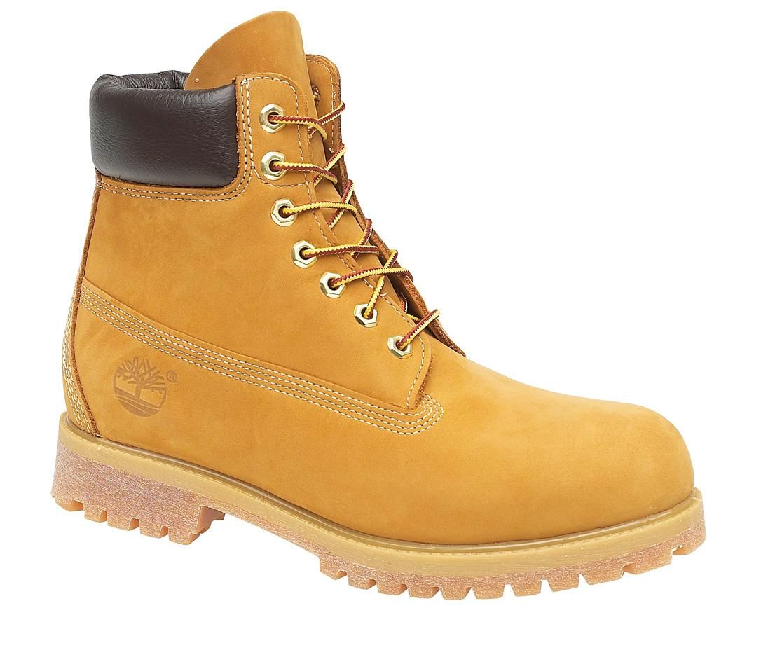 Timberland-10061-Leather-Lace-Up-Boot-Boots-Safety-Wheat-nubuck-Mens