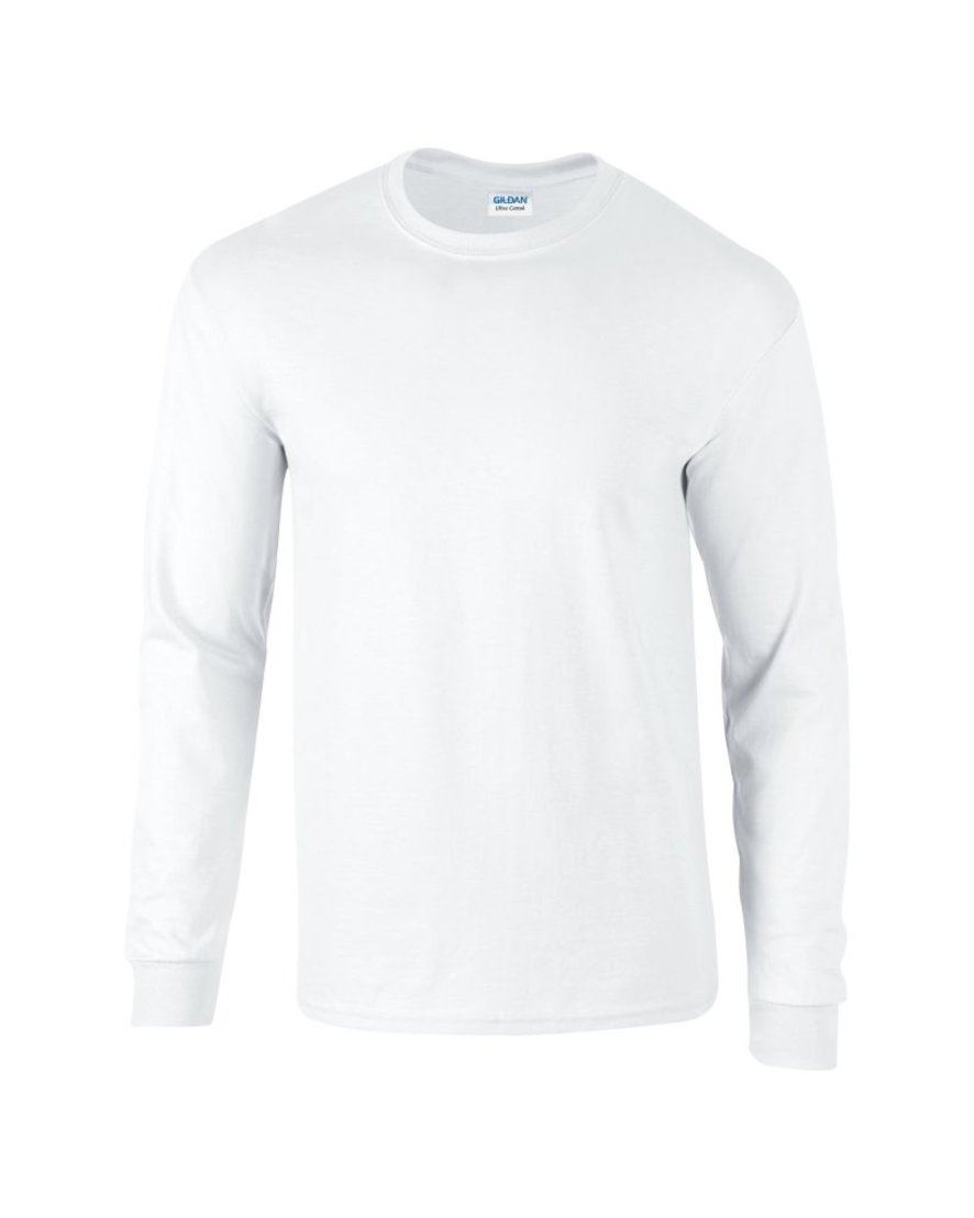 Mens Long Sleeve T-shirt - Quality Thick Material - LOADS MORE ...