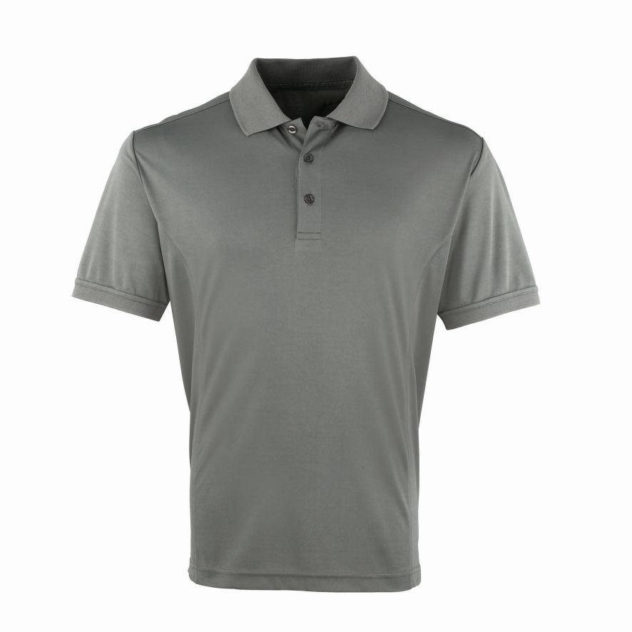 New moisture wicking fabric polo shirt extra body for Moisture wicking dress shirts