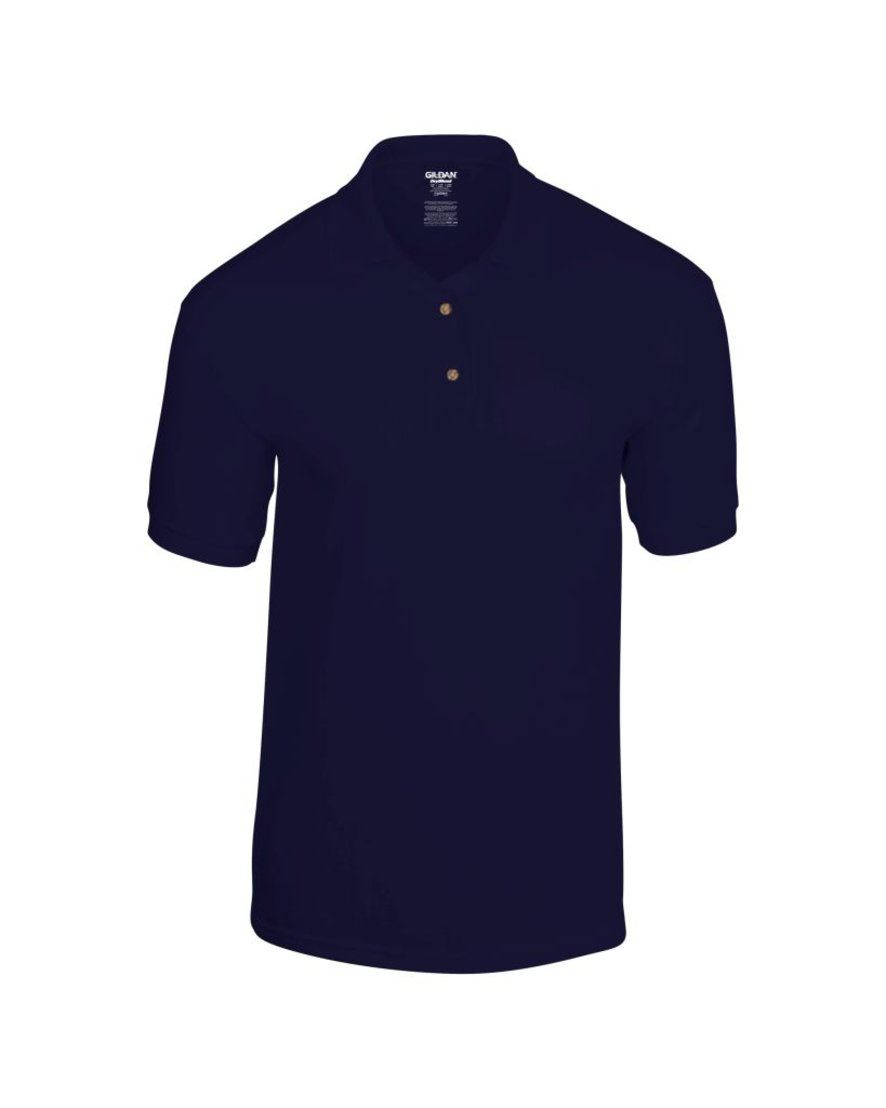 Dark Purple Polo Shirt Mens