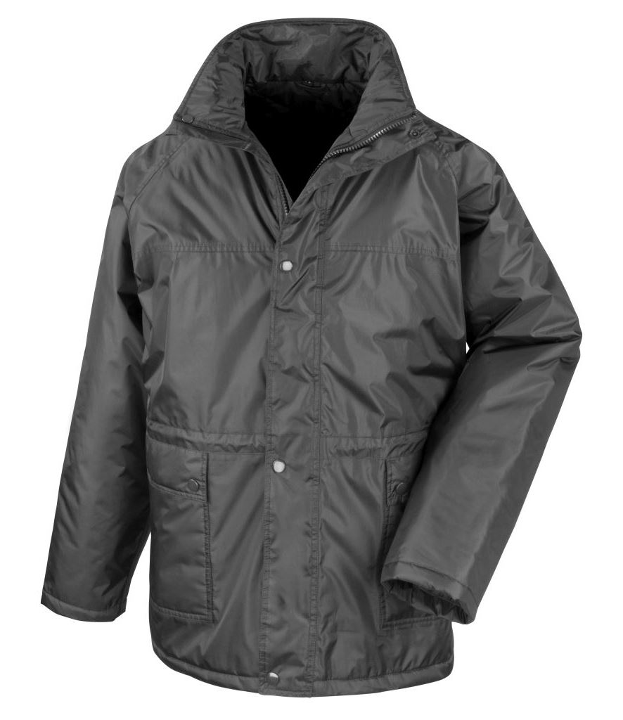 Mens-Result-Core-Managers-Jacket-Waterproof-Coat-manager-039-s-Jackets-Core-Padded