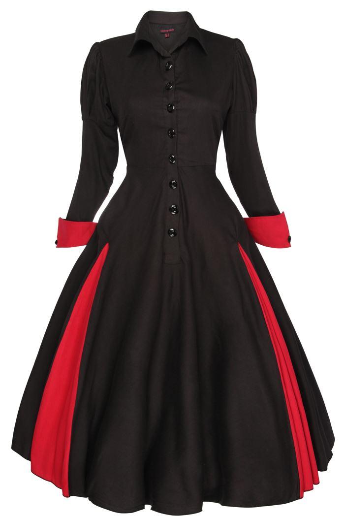 vintage dress coat