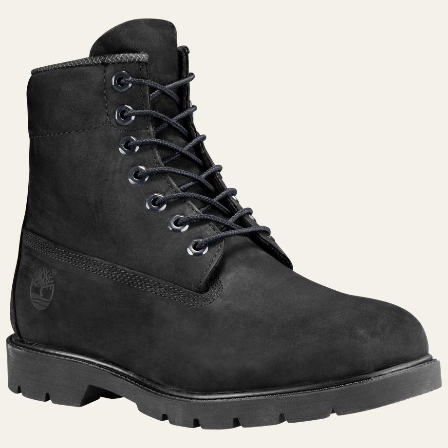 timberland men 39 s 6 inch basic waterproof boots ebay. Black Bedroom Furniture Sets. Home Design Ideas