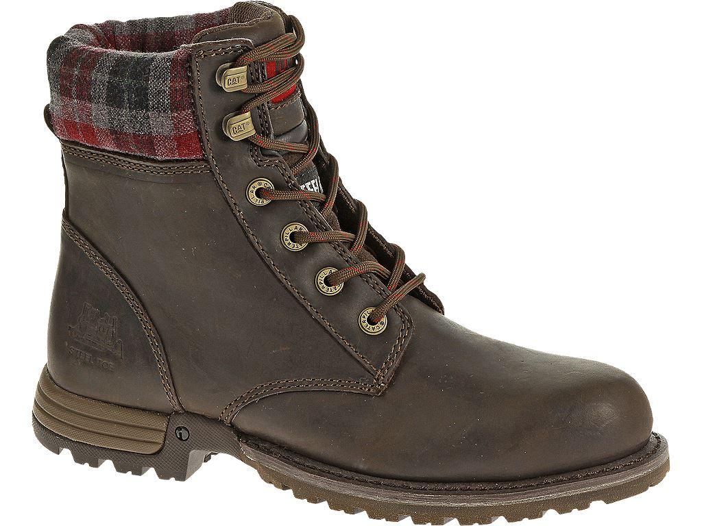 cat footwear womens kenzie steel toe work boot ebay