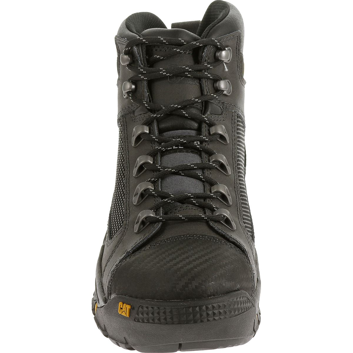 Cat Men S Convex Mid Steel Toe Work Shoes
