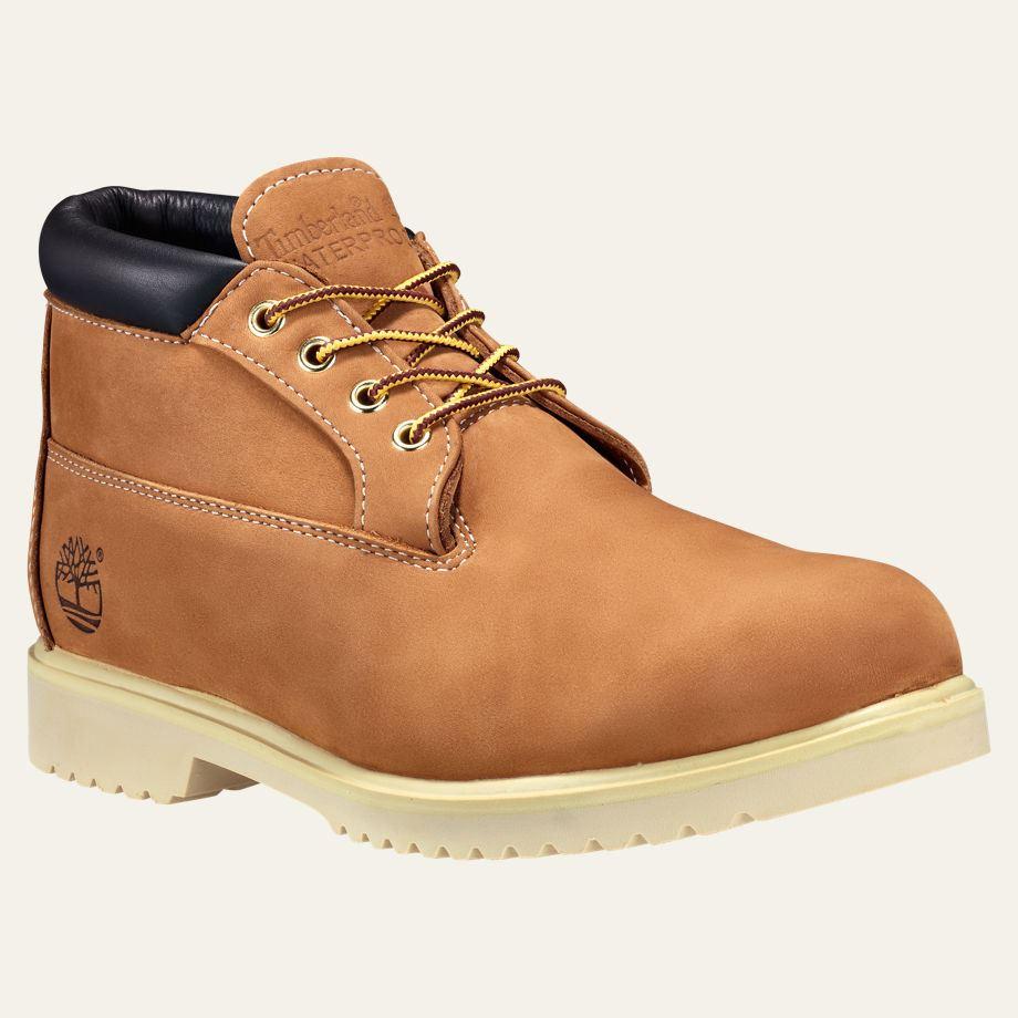 Timberland Men's Timberland Waterproof Chukka Boots