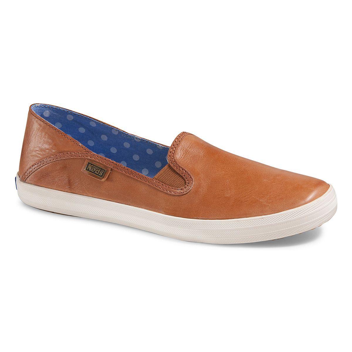 Keds Crashback Leather Shoes