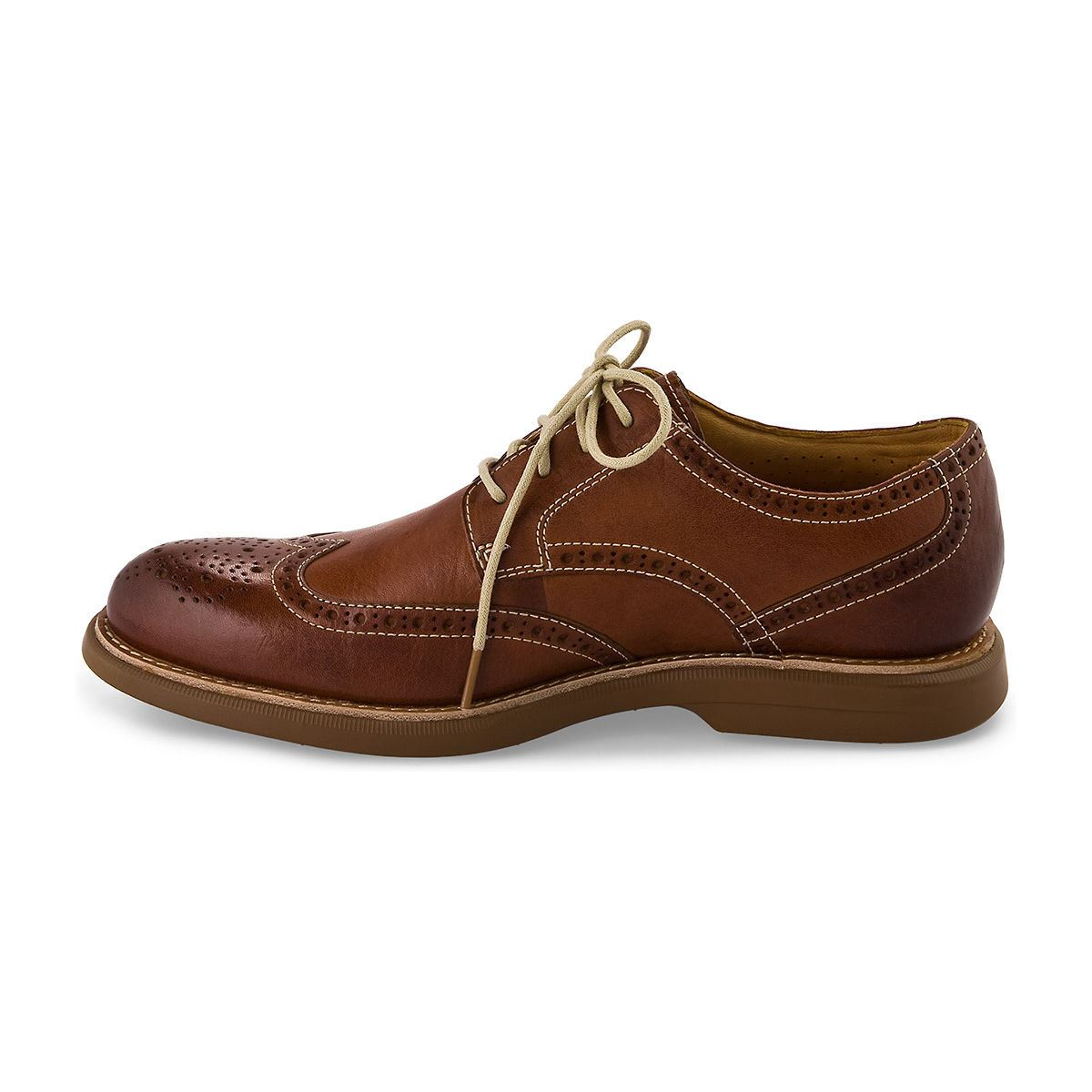 Mens Sperry Top Sider Gold Cup Bellingham Wingtip With Asv