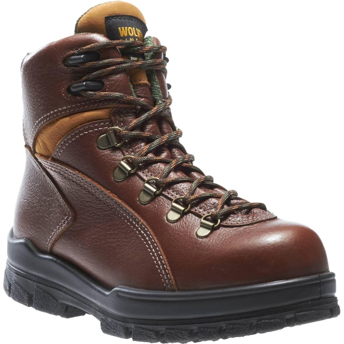 wolverine womens durashocks steel toe waterproof eh 6