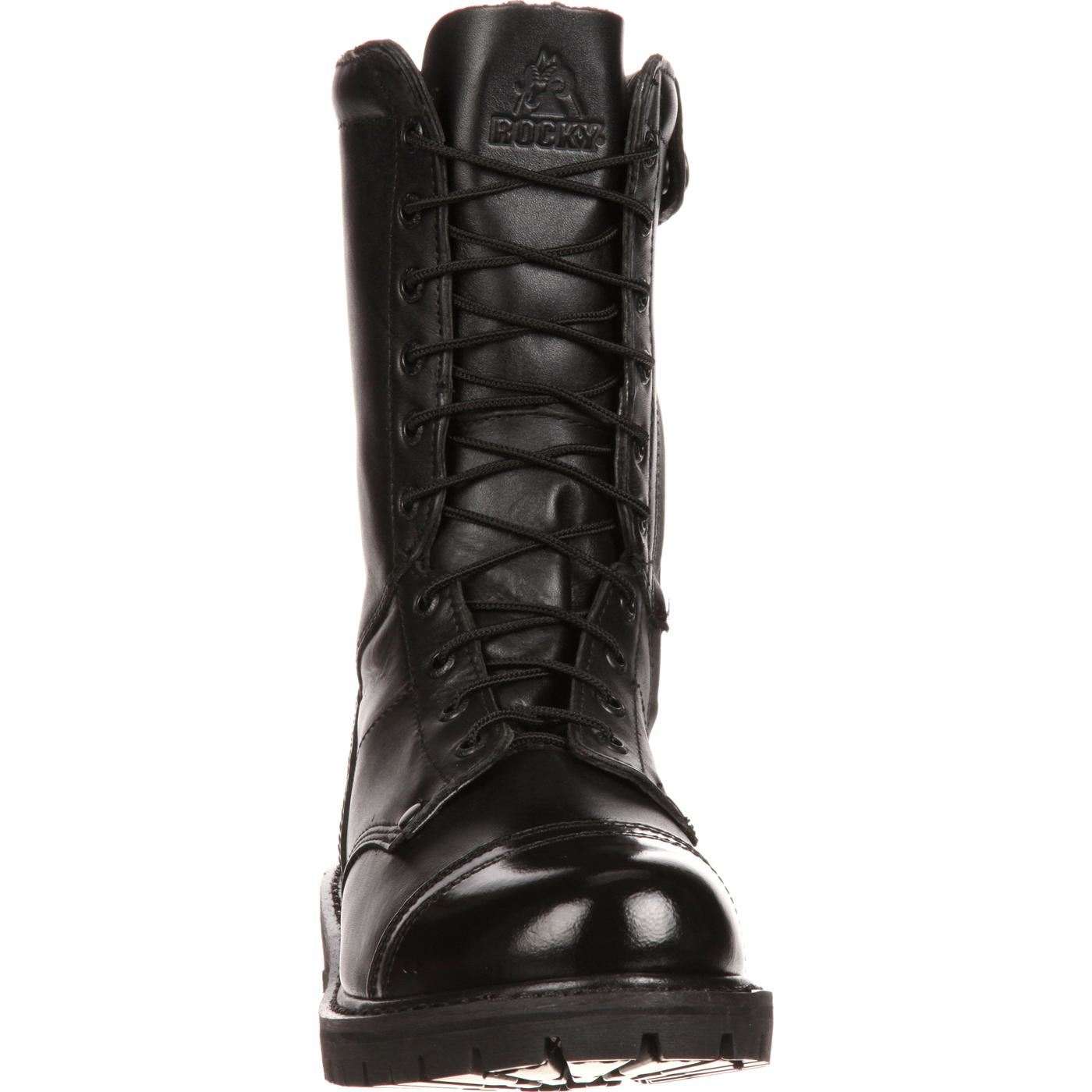 Rocky Men's Side Zipper Jump Boot | eBay
