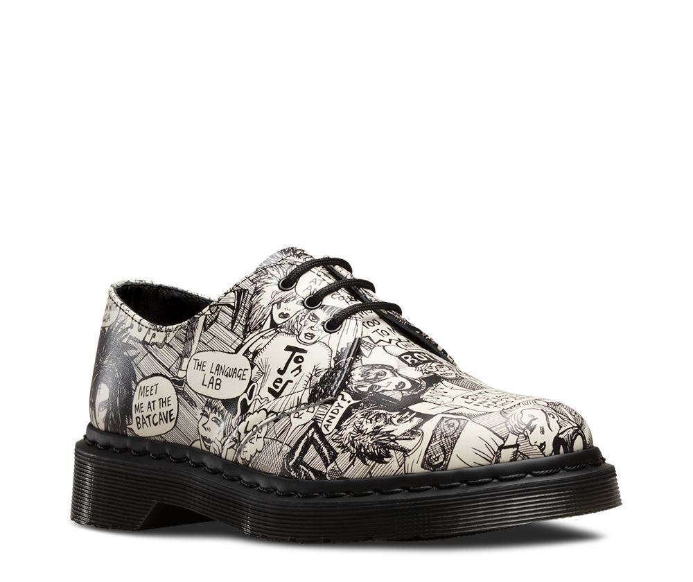 Dr.Martens Womens 1461 Party People