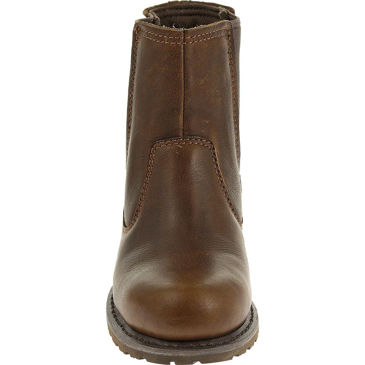 cat footwear womens freedom pull on steel toe work boot ebay